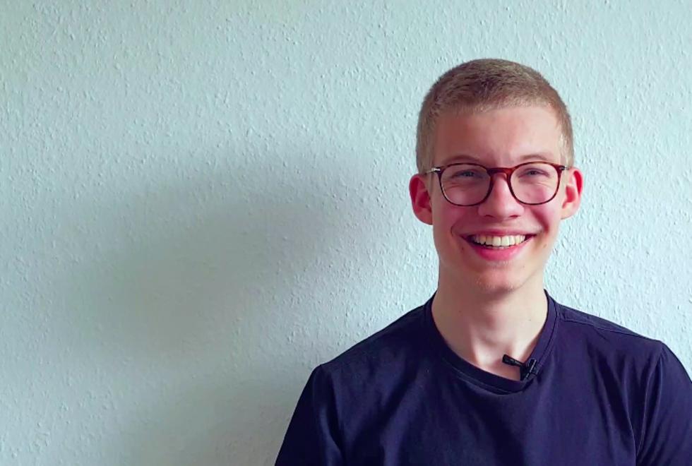 Screenshot vom Video: Janno