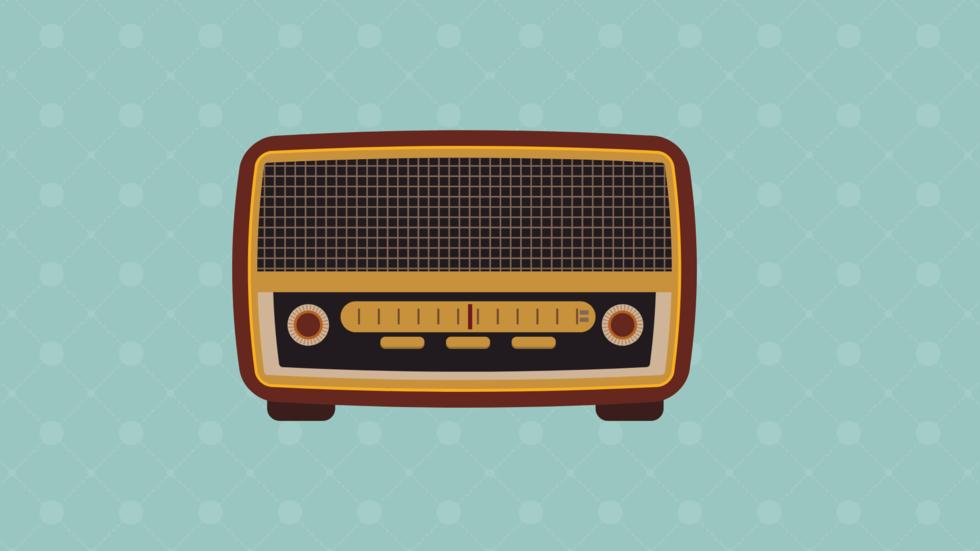 Grafik mit Radio